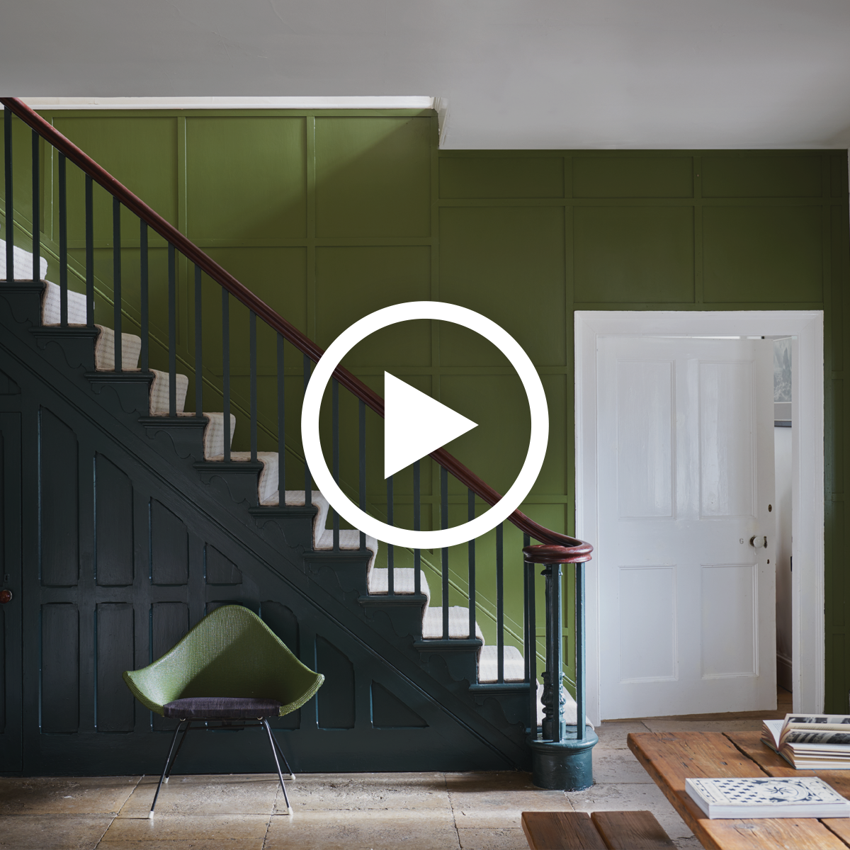 At Home With Farrow & Ball Colour Consultancy: Episode 2