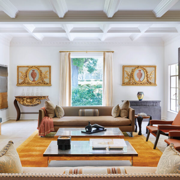 Putting A Personal Twist On A Beverly Hills Home By A Legendary Architect