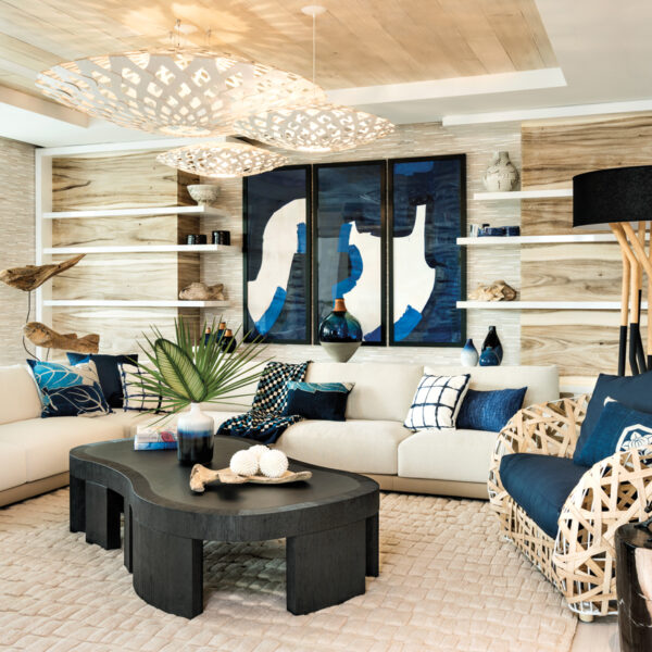 Trading Beachside Iconography For Japanese-Informed Chic In Key Largo