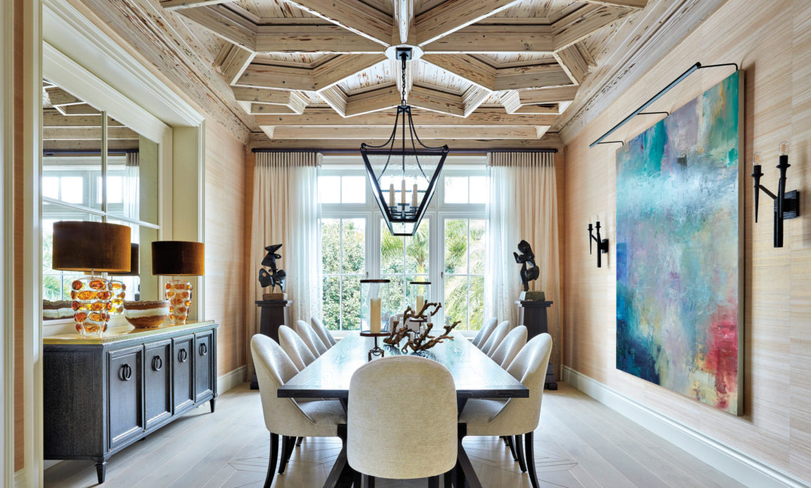 Soak In The Sunlit Interiors At This Beachfront Florida Home