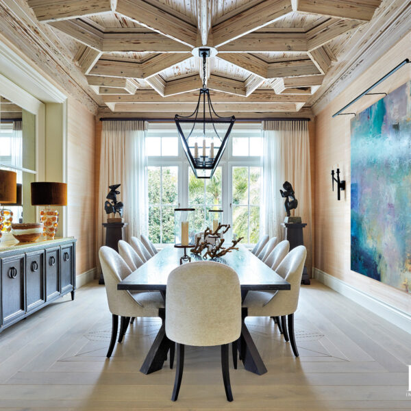 Soak In The Sunlit Interiors At This Beachfront Florida Home