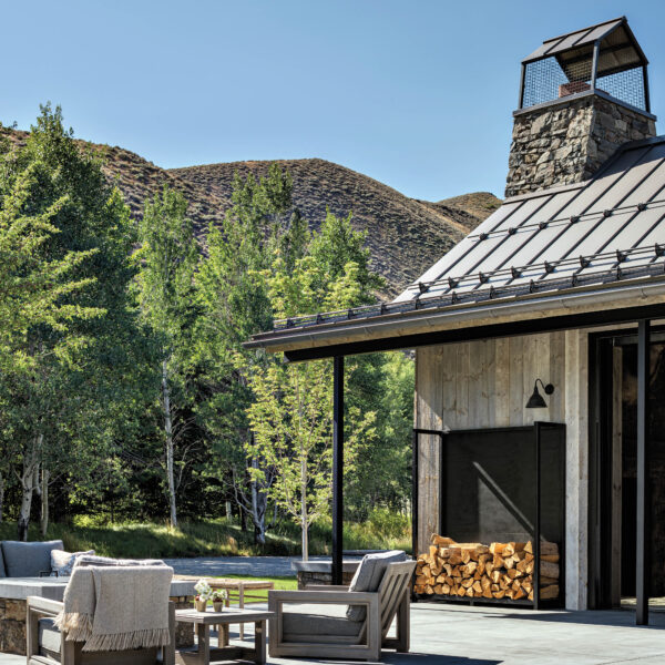 Peak Of Perfection: A Ranch Renovation With A Touch Of Chalet Style