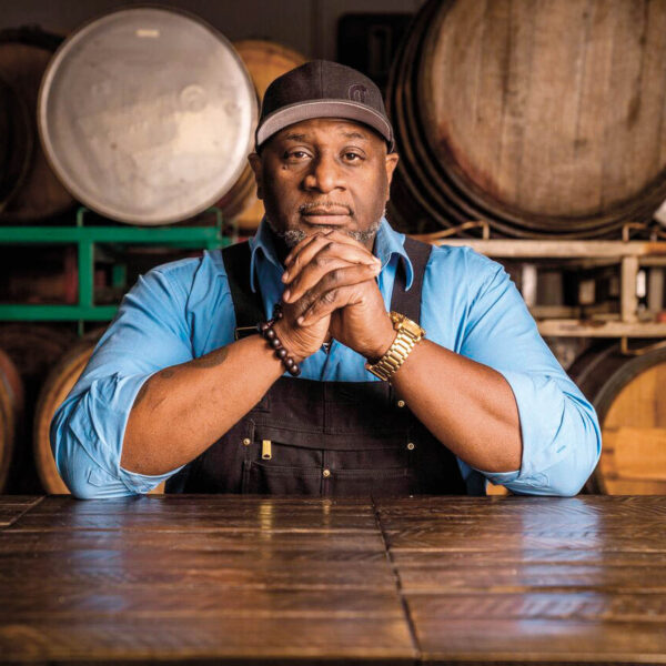 Oregon's First Black Winemaker Brings His Signature Style To PDX