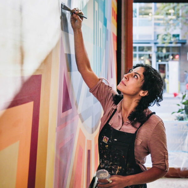 Now In Seattle, This Creative Aims To Tell Local Stories Through Art