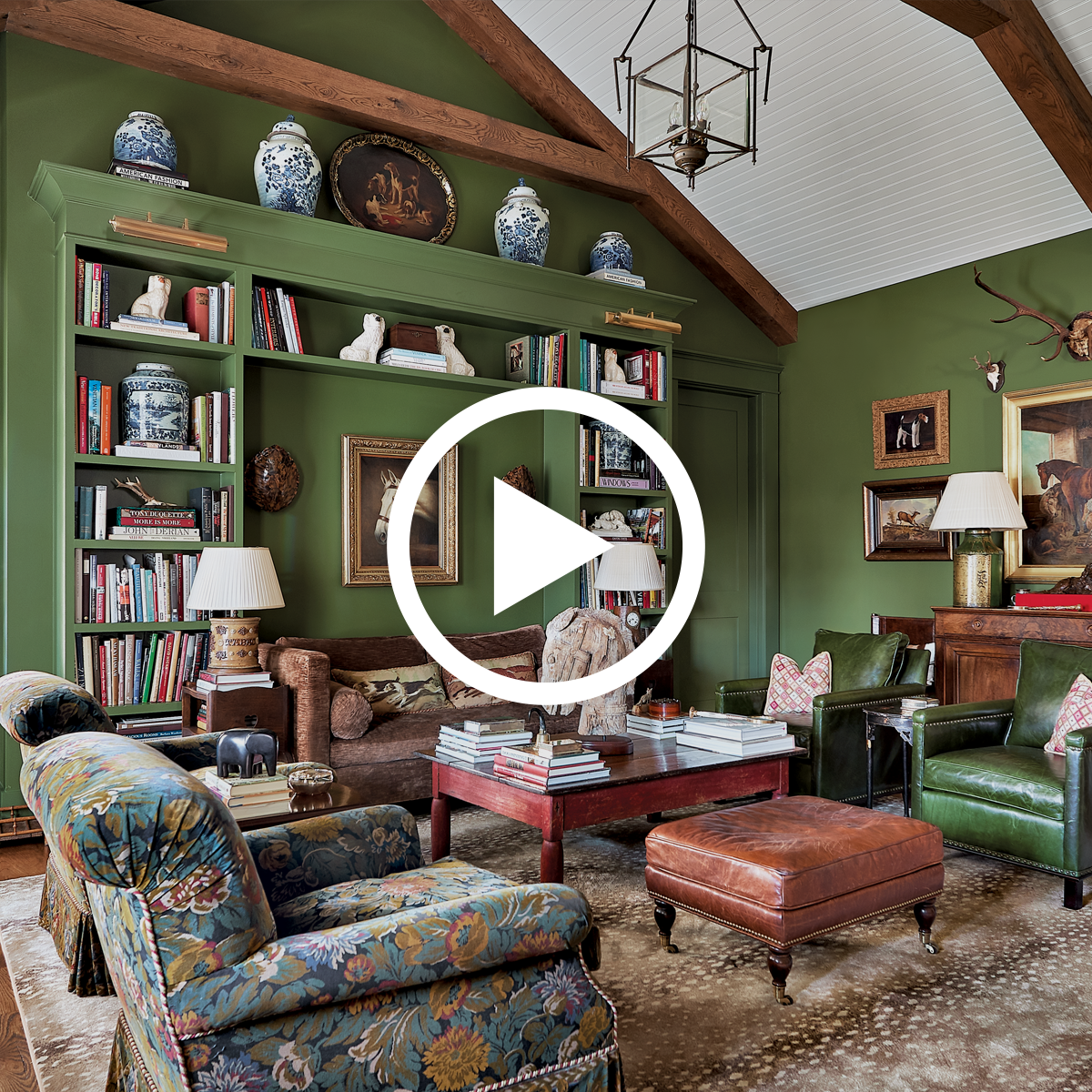Luxe Design Tour With Tom Bossard And Len Cherry