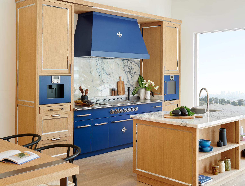 atelier blue stove
