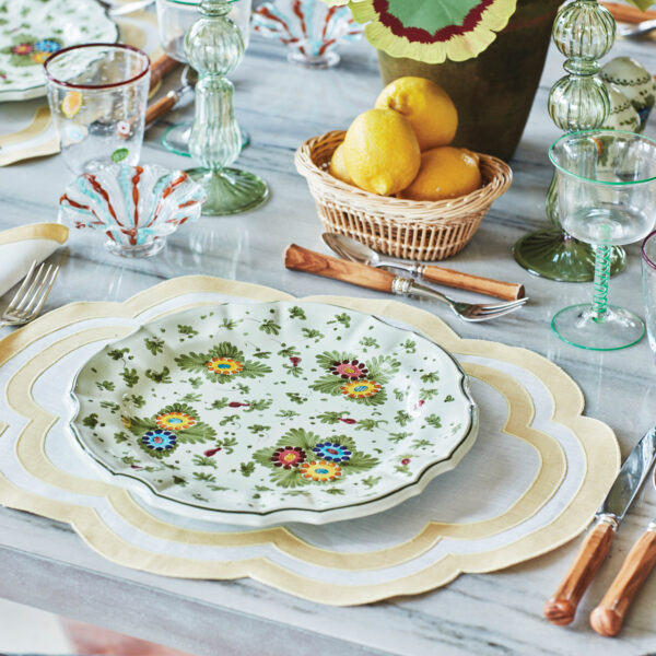 Casual Dinners Just Got A Chic Upgrade With Moda Operandi's New Tabletop Line