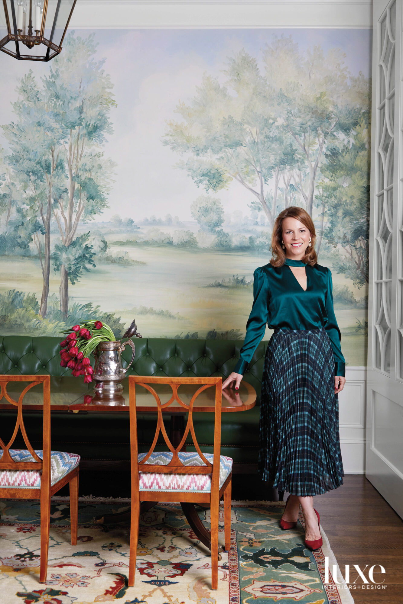 Jenny Brown Portrait