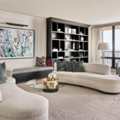 Parisian Touches Elevate A Sleek Condo In A Legendary Chicago Building