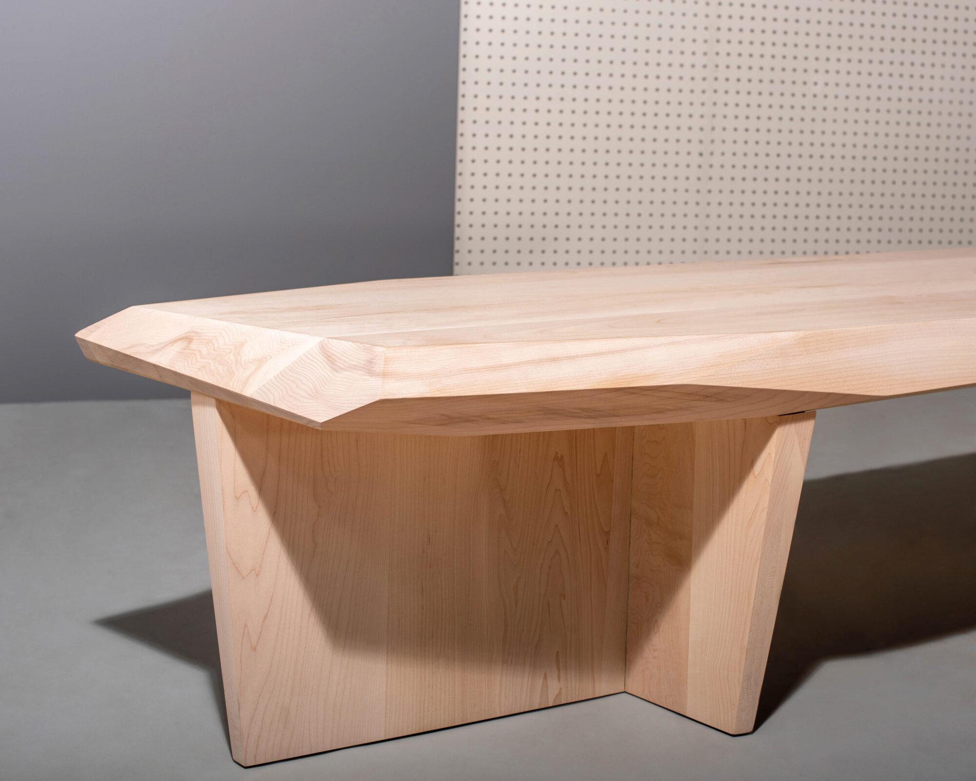 dock 6 wood table