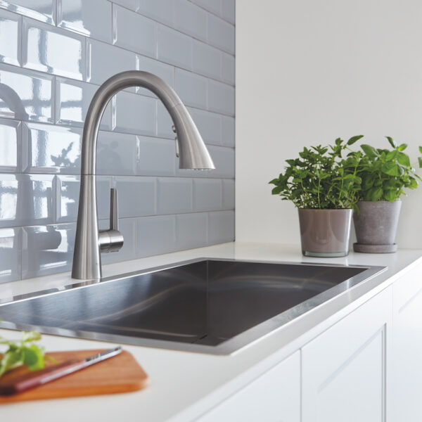 GROHE Crafts Elegance Engineered To Endure With Ladylux® L2