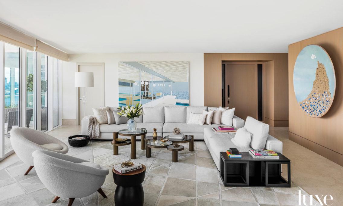 Call It Perfect Harmony: Feng Shui Informs The Design Of A Miami Beach Condo