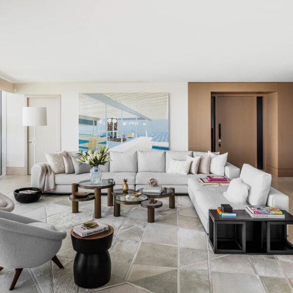 Call It Perfect Harmony: Feng Shui Informs The Design Of A Miami Beach Condo
