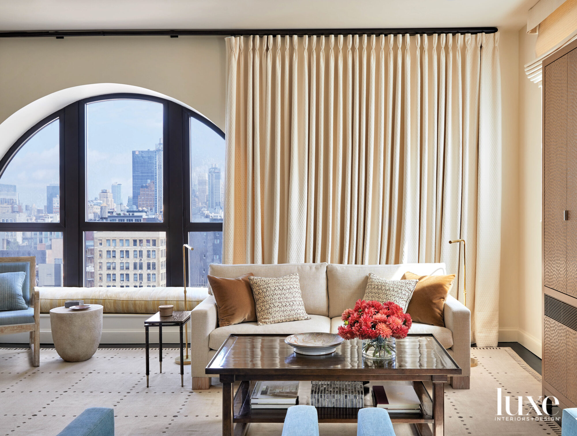 A Pattern-Loving L.A. Designer Takes On A Minimalist Manhattan Pied-A-Terre