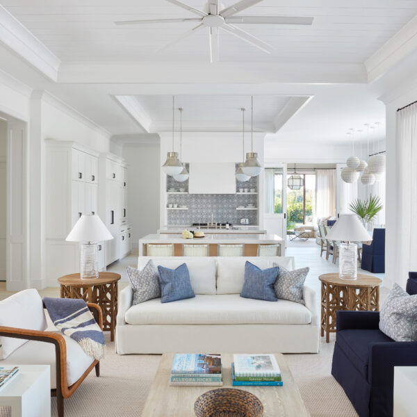 California Cool Style Comes To A Florida Home For An Active Family