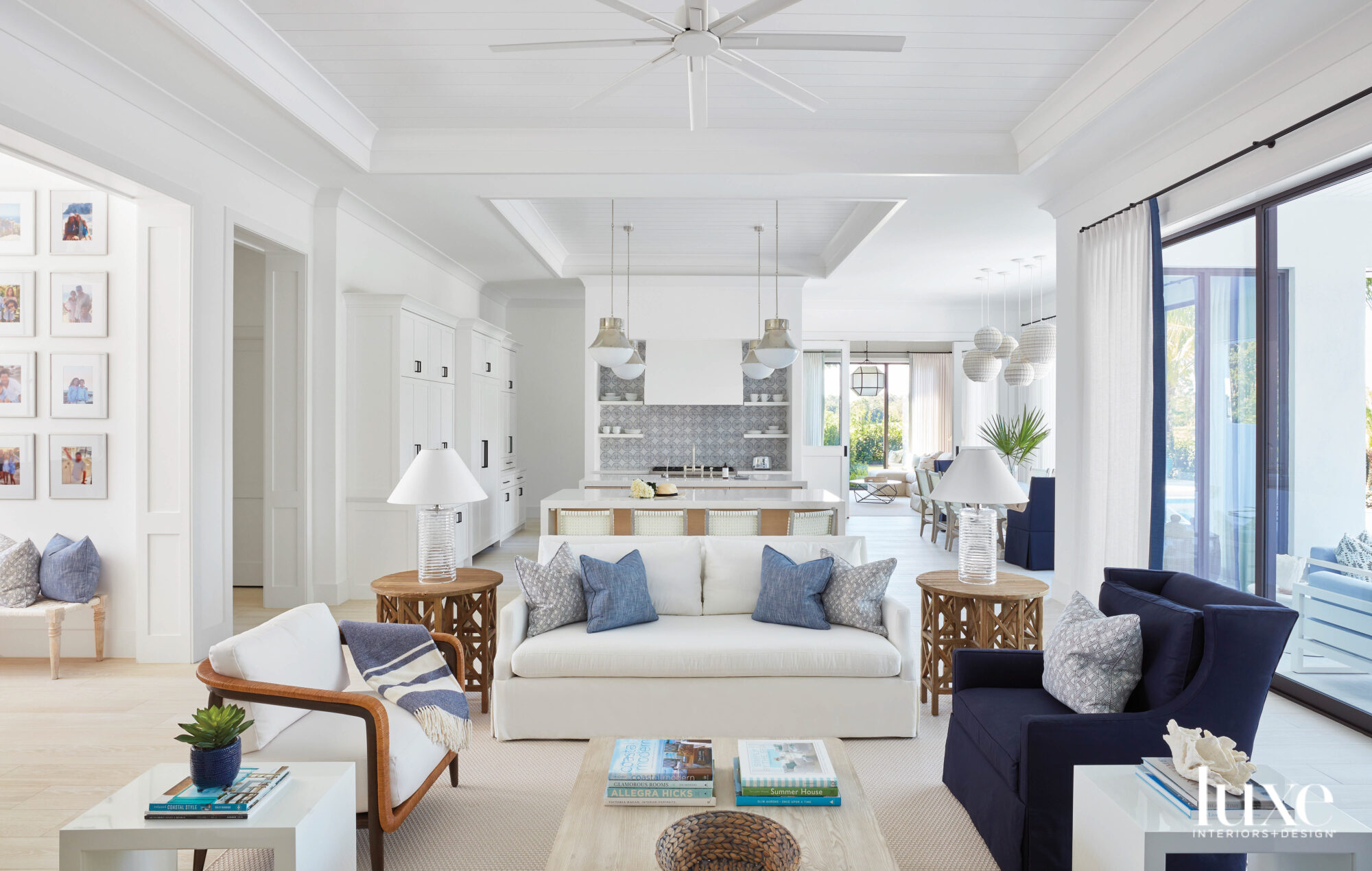 California Cool Style Comes To A Florida Home For An Active Family {California Cool Style Comes To A Florida Home For An Active Family} – English