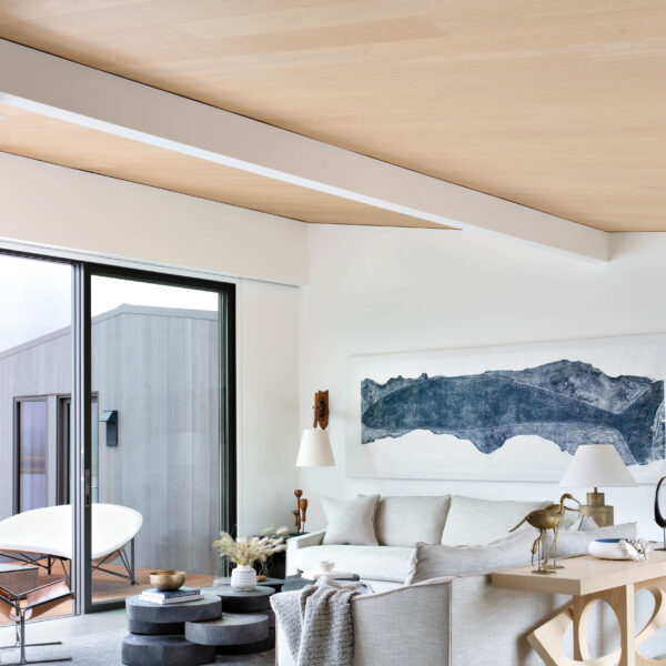 A Cool, Calm Stinson Beach Home Fosters A Connection To The Sea