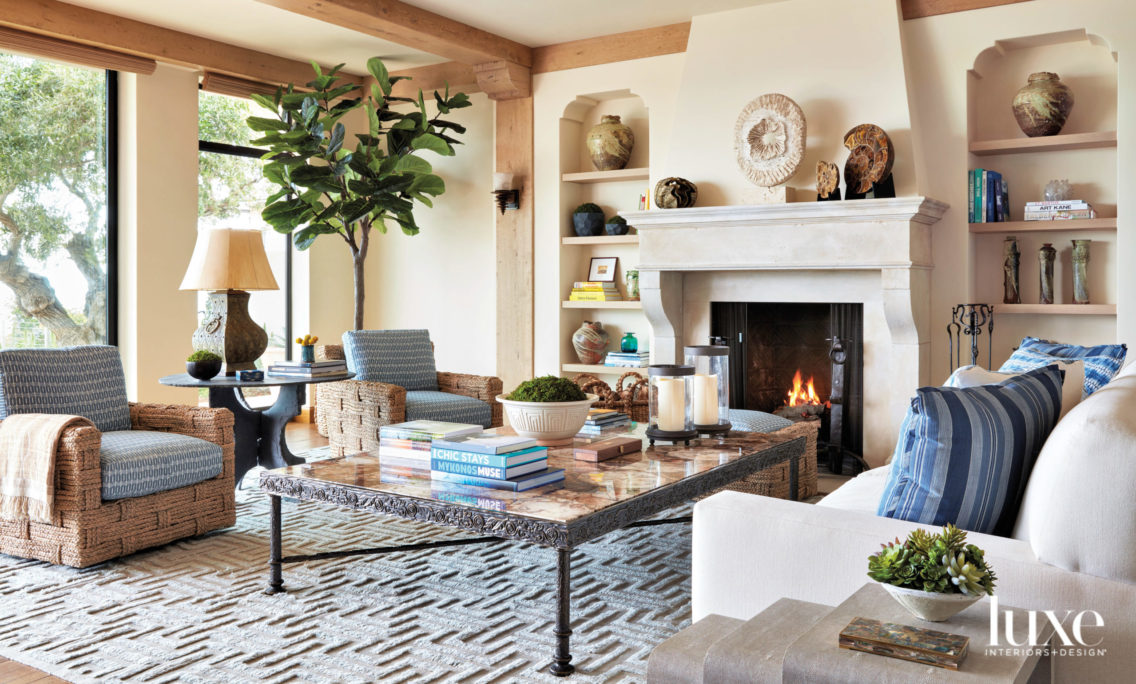 It's All About The Beach Life In A California Home With Global Soul