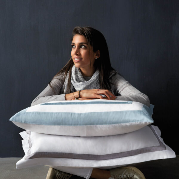 Cozy Up With Luxury Italian Linens Hand-Crafted Right In Texas