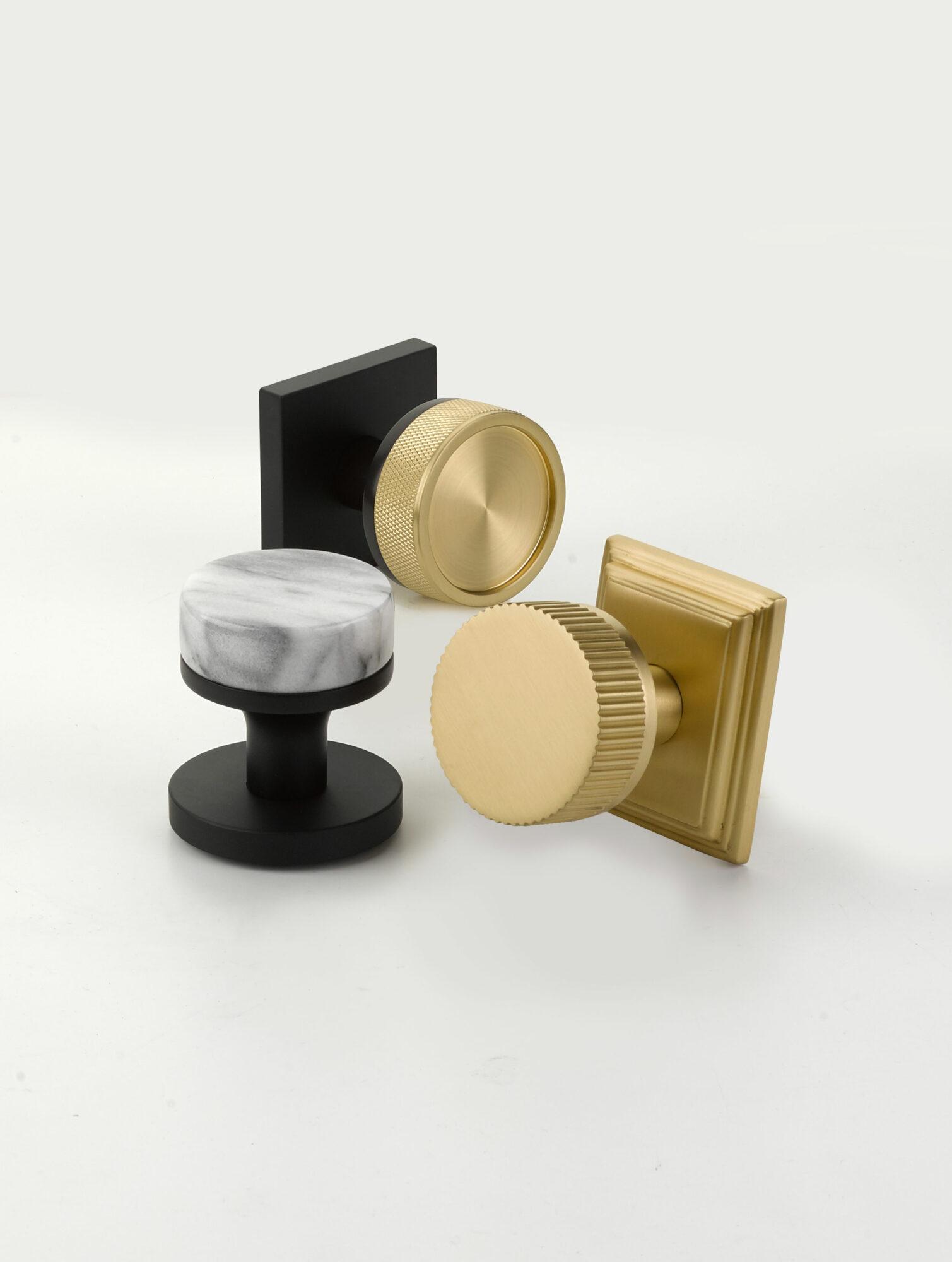 emtek round hardware