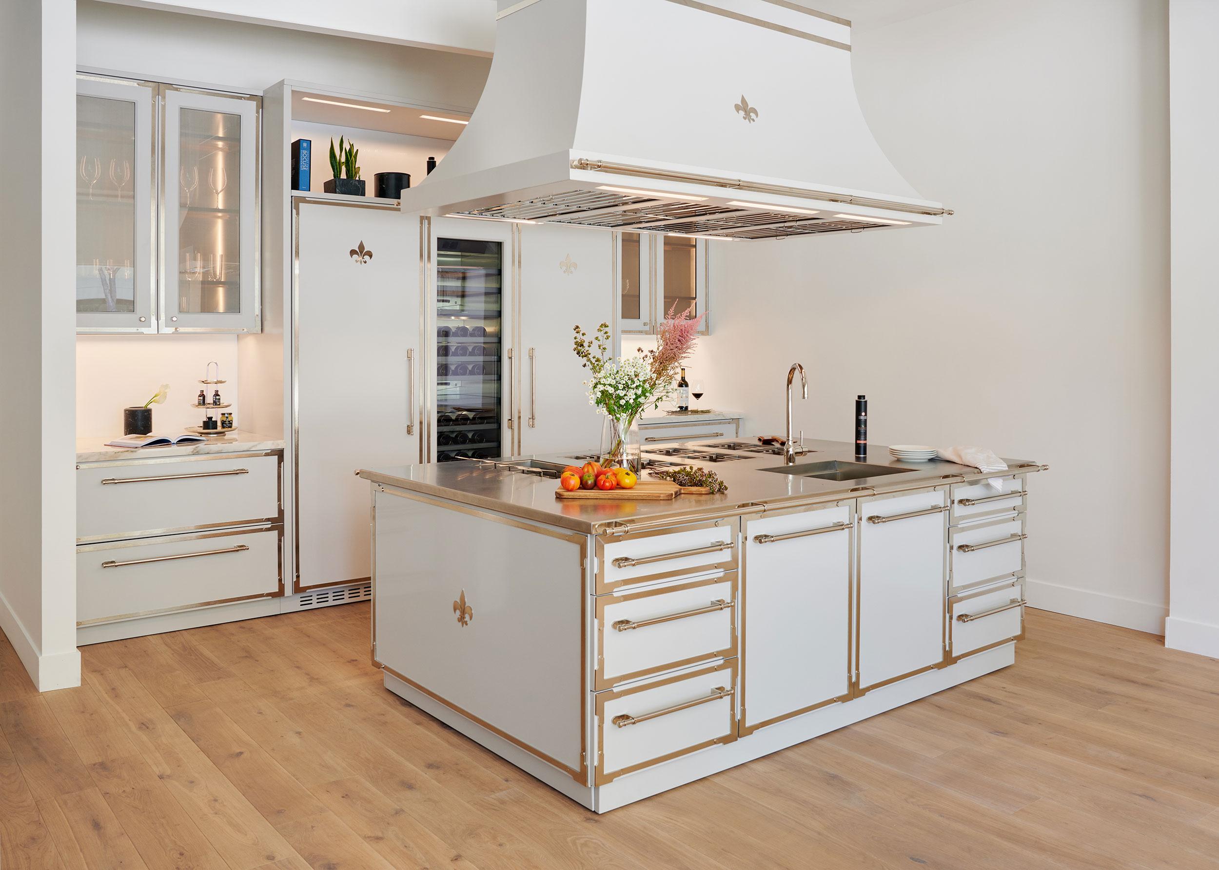 latelier staud white gold kitchen