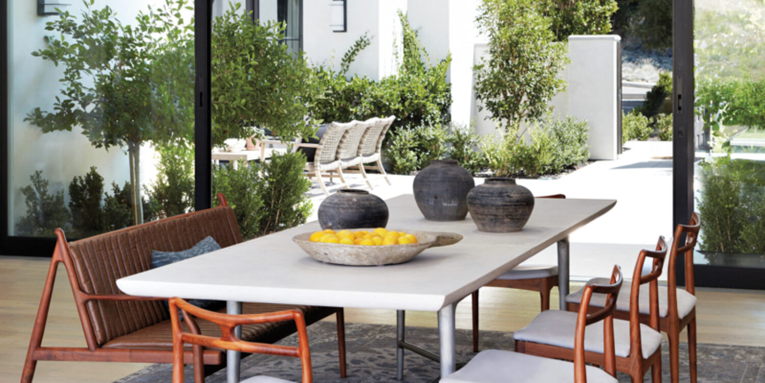 You'll Want To RSVP 'Yes' To Dinner Parties At This California Gem