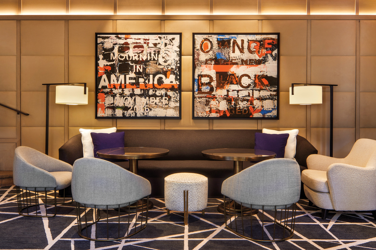 The Luxury Aspen Resort That's Sporting A Striking Redesign {The Luxury Aspen Resort That's Sporting A Striking Redesign} – English