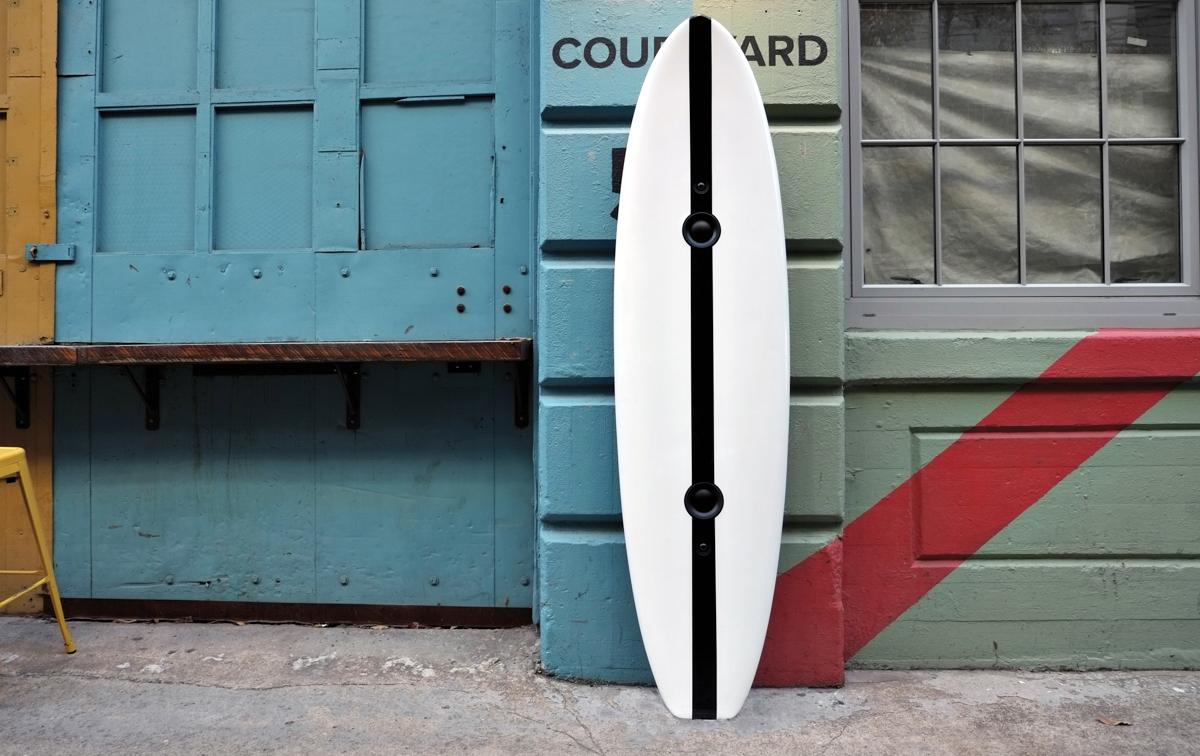 surfboard outside