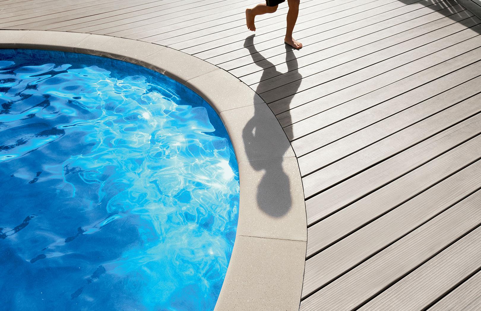 timbertech whitewash pool