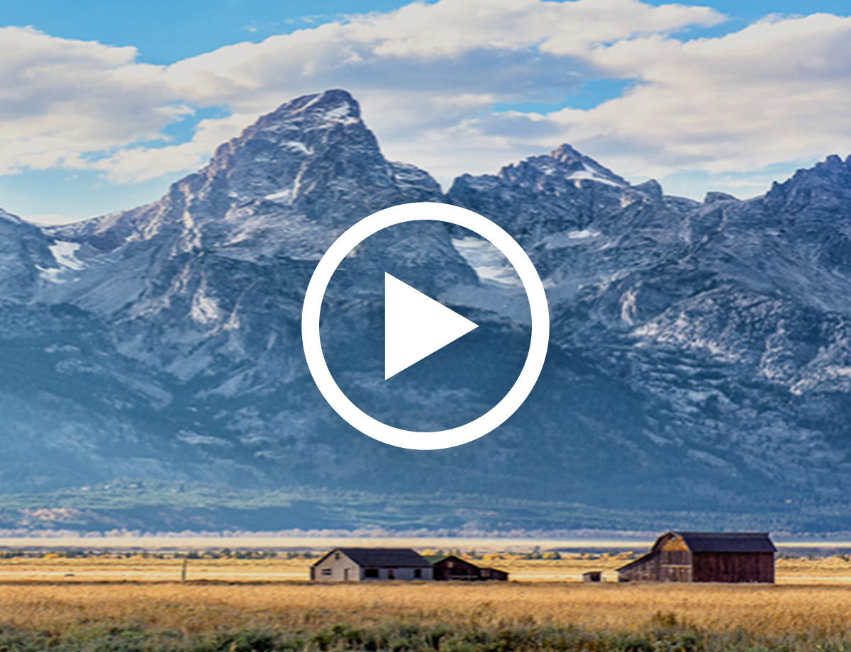 Location Luxe: Jackson, Wyoming