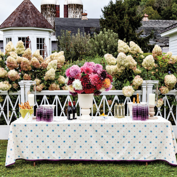 How To Make Your Outdoor Gathering All The More Enchanting