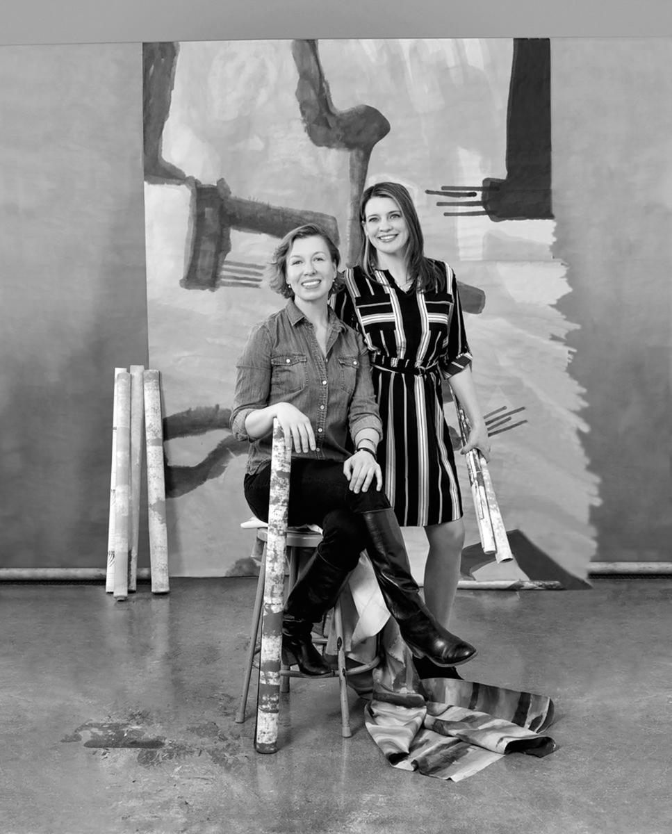 Founders Kelly Porter and Bridgett Cochran