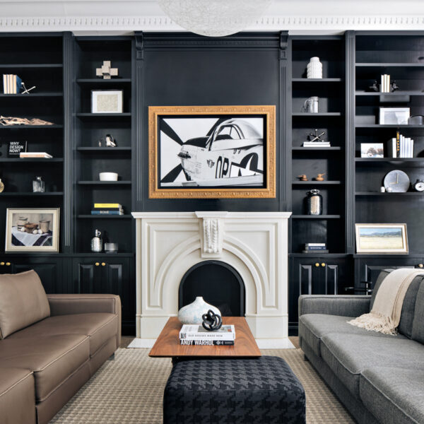 Swoon Over This Chicago Home's Modern Take On Classical Elements