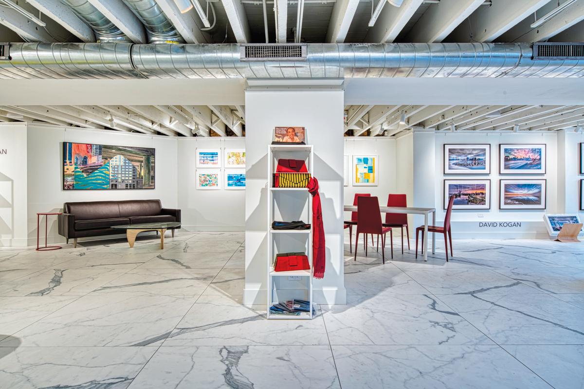 Springboard Arts showroom in Chicago