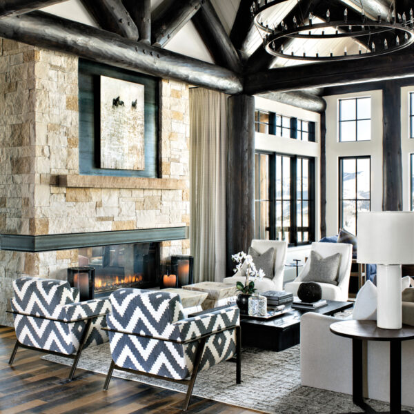 The Light-Filled Colorado Ski Home You'll Want To Cozy Up In