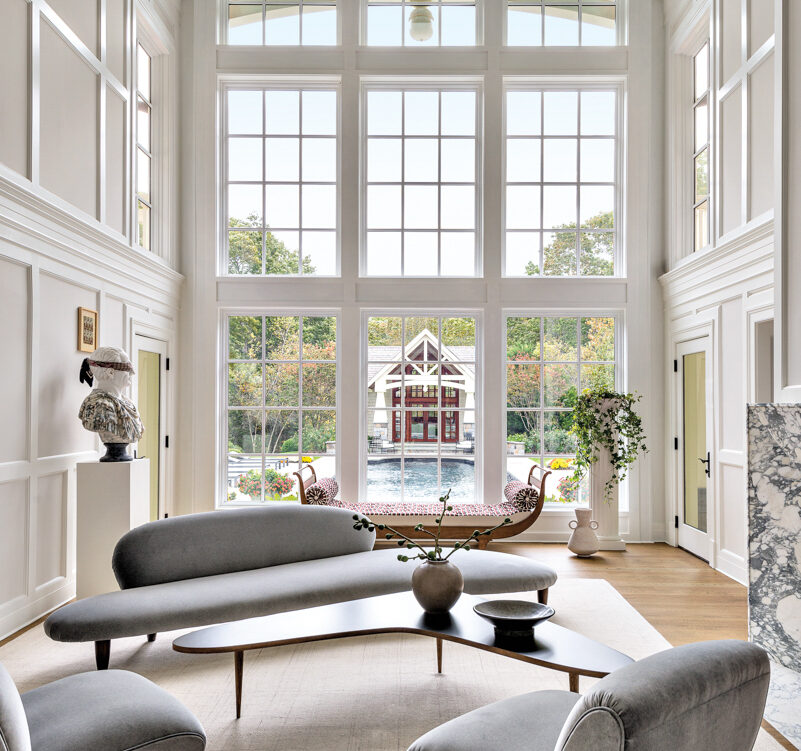 Old English Country Homes Are The Ultimate Inspo For This Hamptons Retreat