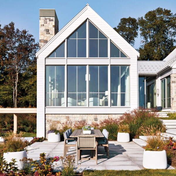 The Peaceful Armonk Home Designed To Change With The Seasons