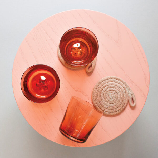 The Fun Glassware Collab That Will Add A Pop Of Color To Your Table