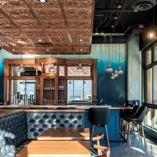 The New Seattle Eatery Serving Up Food (And Design) With Soul