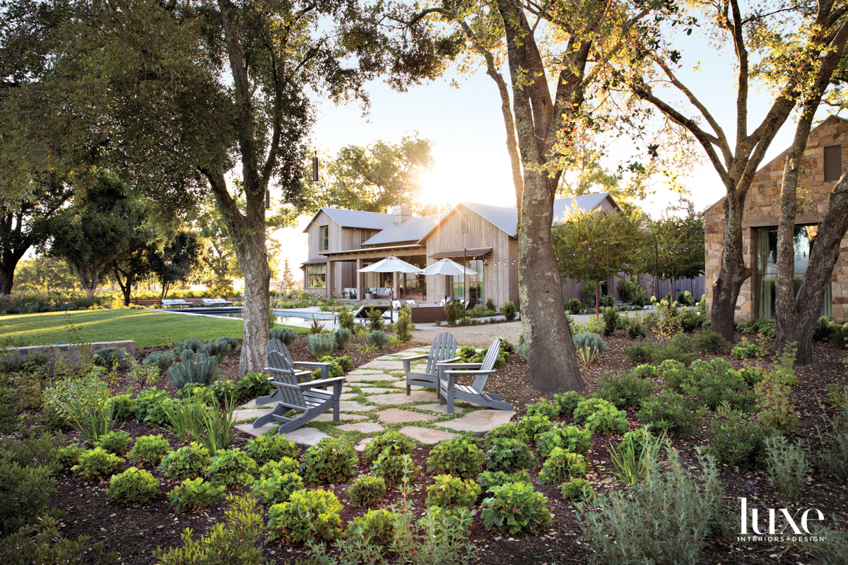 Savor The Details Of This Relaxed Napa Retreat On A Historic Vineyard {Savor The Details Of This Relaxed Napa Retreat On A Historic Vineyard} – English