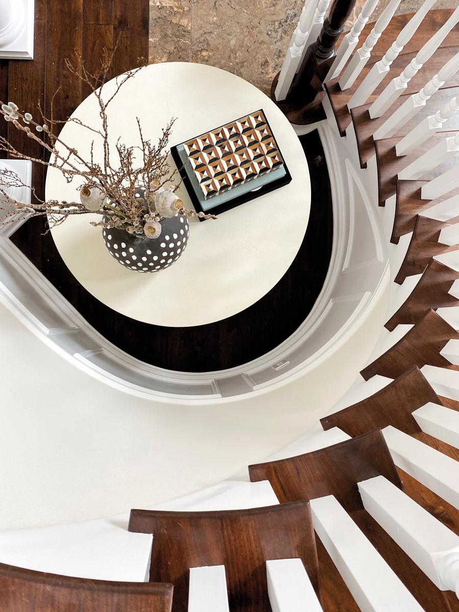pulp design spiral staircase