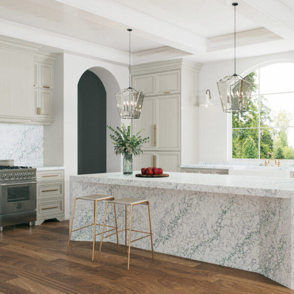 Bring Home A Sense Of Serenity With Caesarstone's New Whitelight Collection