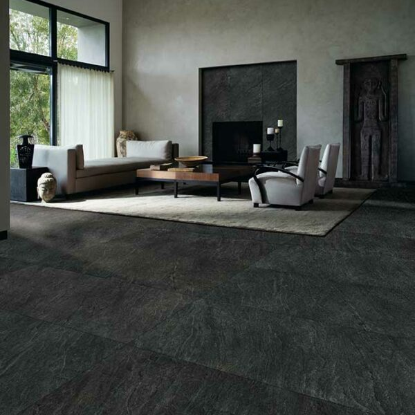 Make An Impact In Any Room With These Dramatic Porcelain Tile Panels