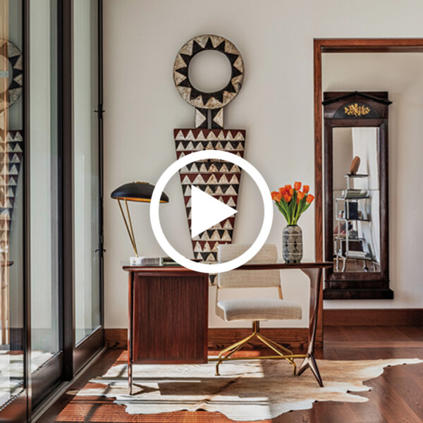 Luxe Home Tour With Robert Rionda