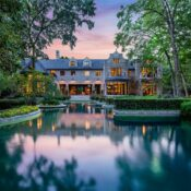 An Estate For The Ages, A Houston Gem Intrigues With Legendary Design