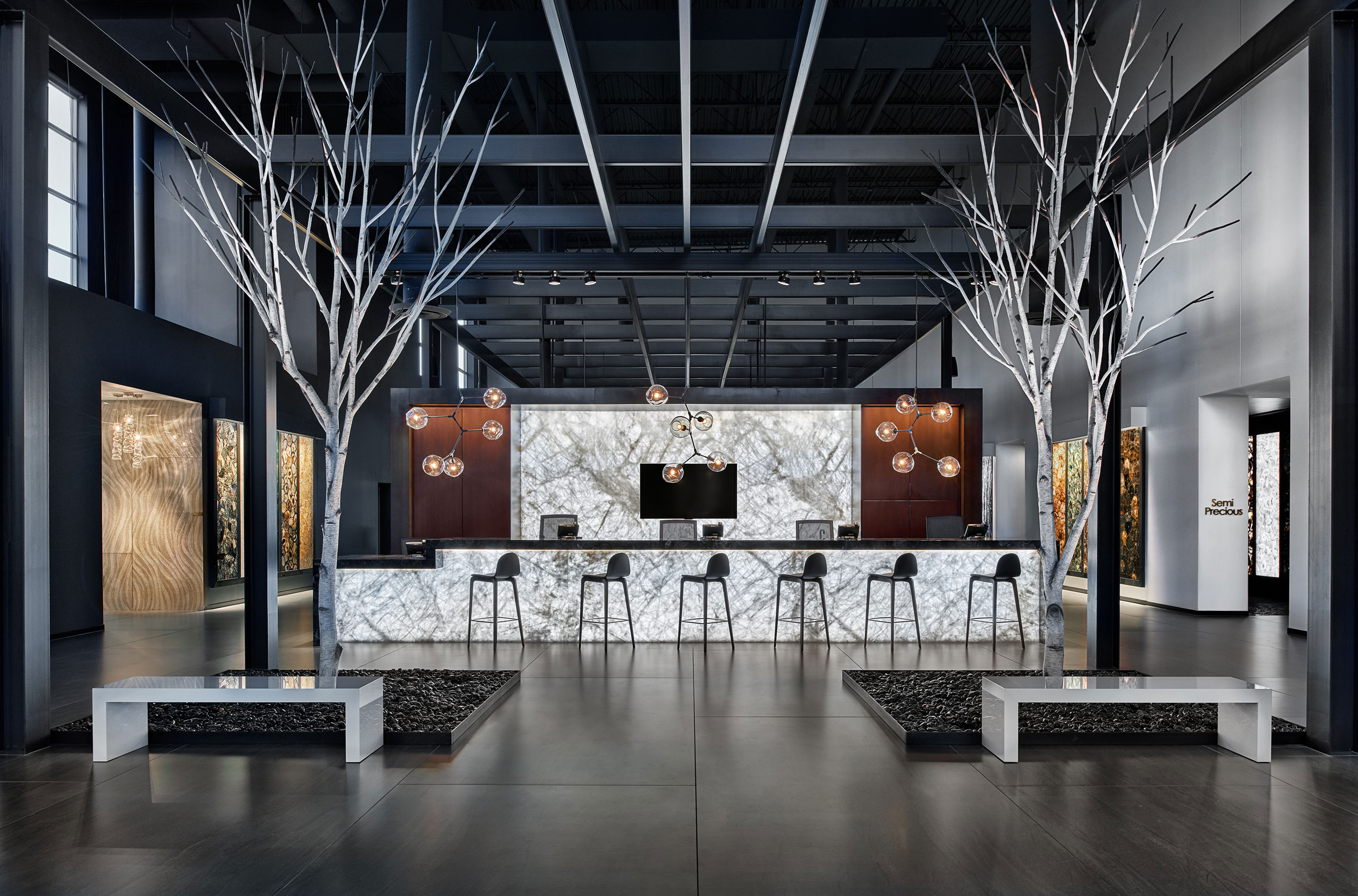 marble of the world showroom