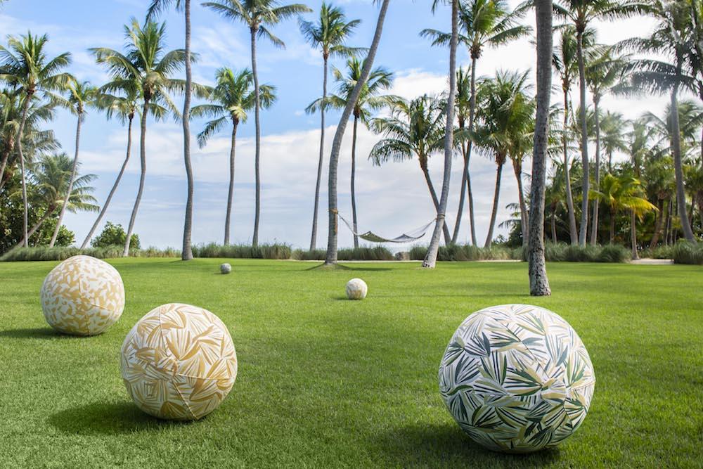 perennials fabric beachballs
