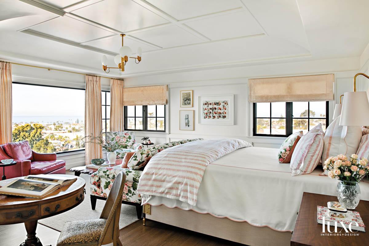 Main bedroom facing sea view...