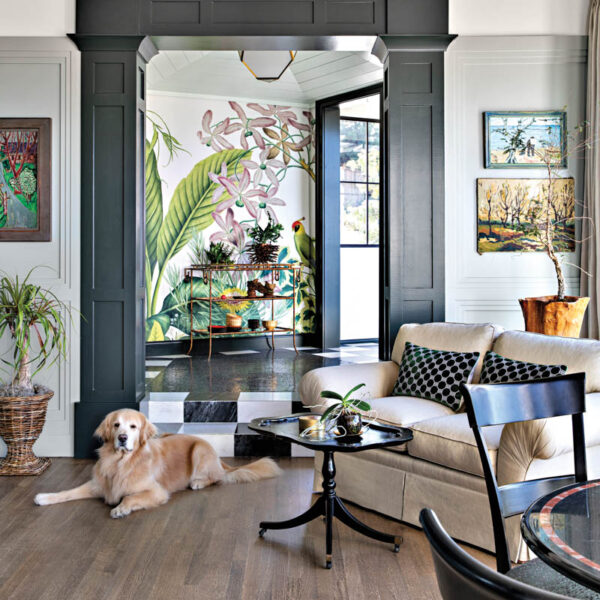 Tour A Cheery La Jolla Home Brimming With Family History