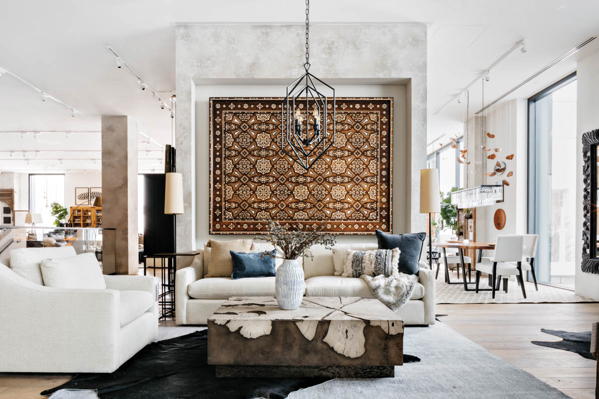 What's In Store At Arhaus' New Chicago Location {What's In Store At Arhaus' New Chicago Location} – English